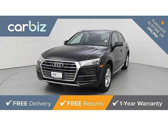 Audi Q5 2018 $29000.00 incacar.com