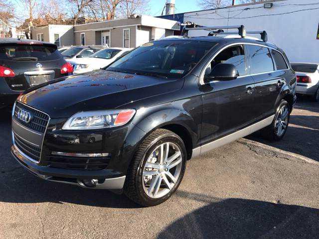Audi Q7 2007 $11000.00 incacar.com