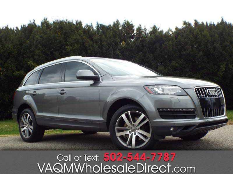 Audi Q7 2010 $10995.00 incacar.com
