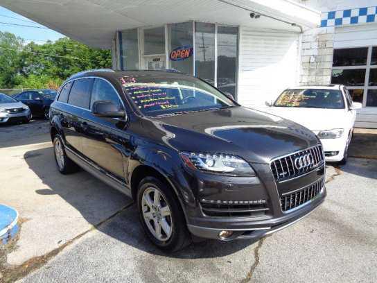 Audi Q7 2013 $20900.00 incacar.com