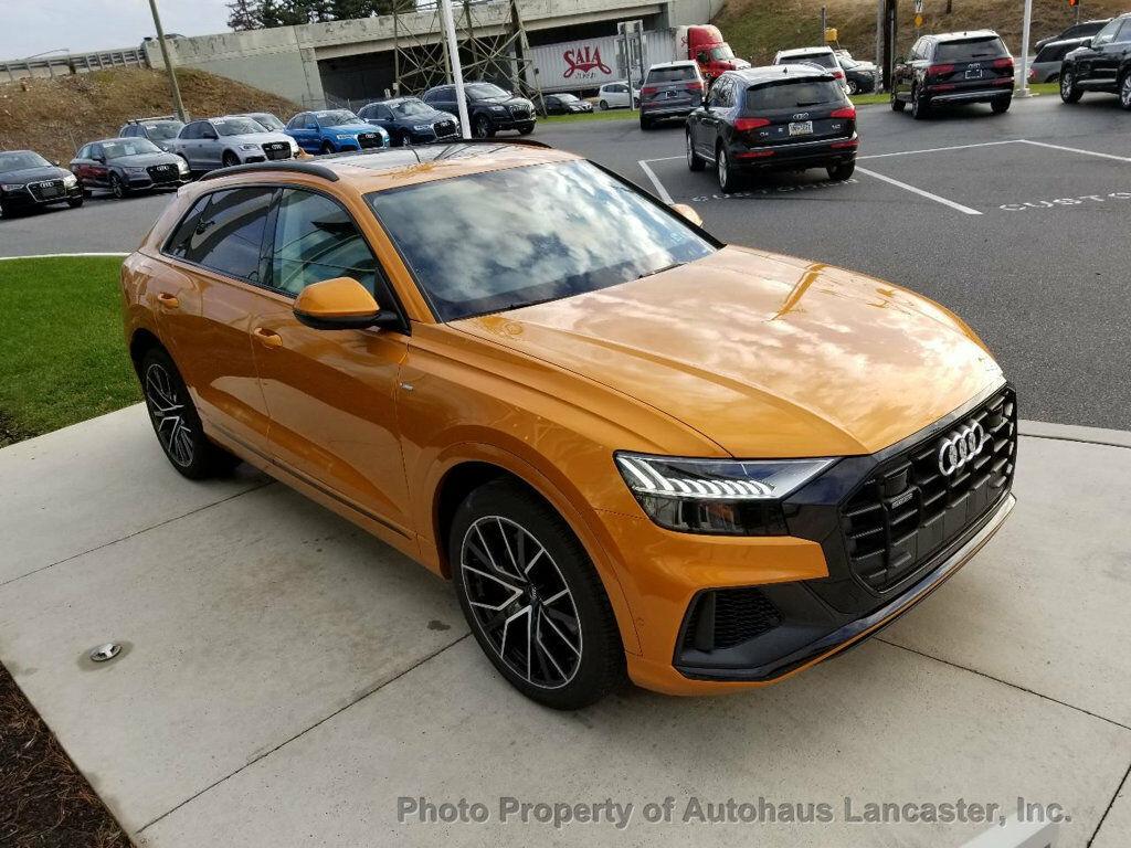 Audi Q8 2019 $80450.00 incacar.com