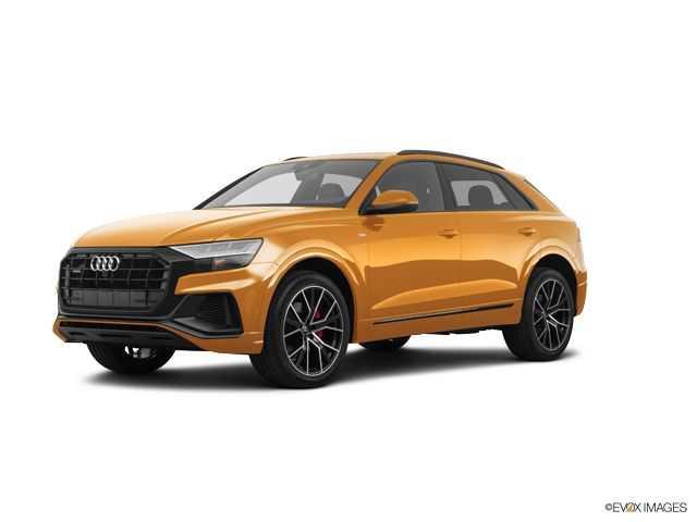 Audi Q8 2019 $76720.00 incacar.com