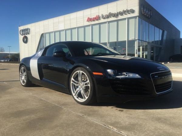 Audi R8 2008 $72991.00 incacar.com