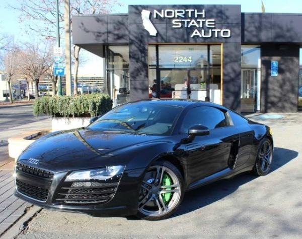 Audi R8 2008 $69500.00 incacar.com