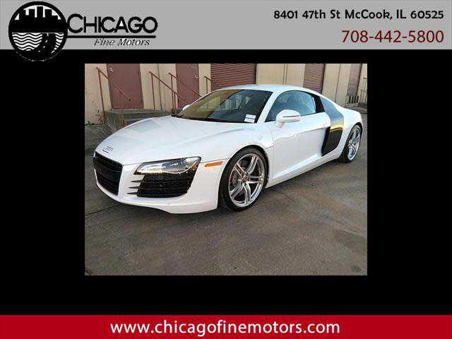 Audi R8 2008 $61000.00 incacar.com