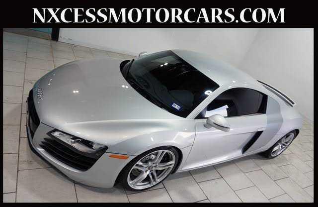 Audi R8 2008 $65850.00 incacar.com