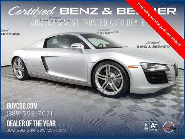 Audi R8 2008 $72000.00 incacar.com