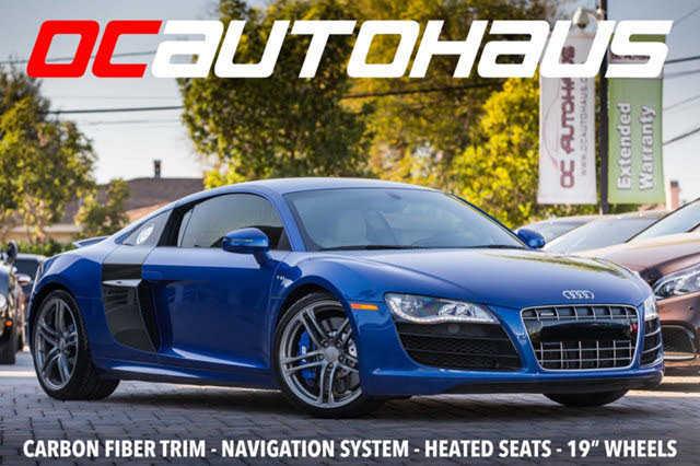 Audi R8 2010 $84888.00 incacar.com