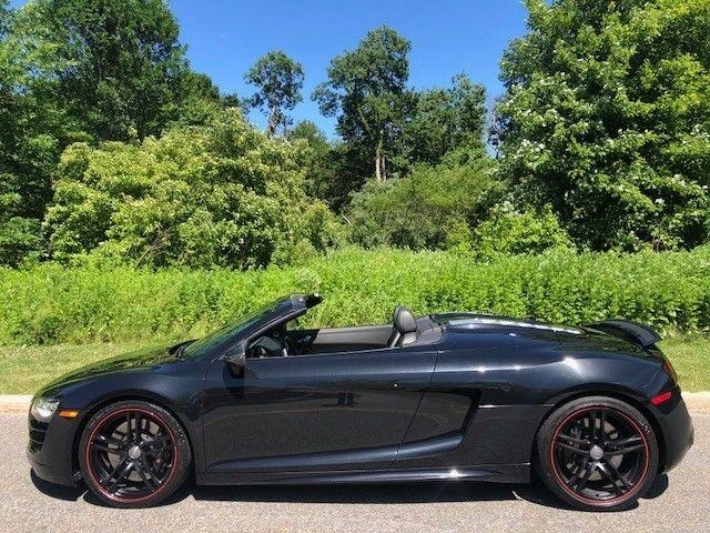 used Audi R8 2011 vin: WUAVNAFG9BN000427