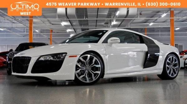 Audi R8 2011 $86800.00 incacar.com