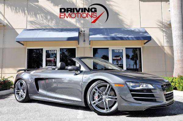 Audi R8 2012 $134800.00 incacar.com