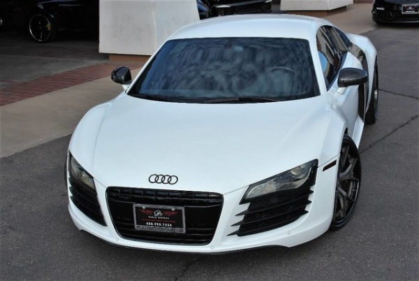 Audi R8 2012 $82900.00 incacar.com