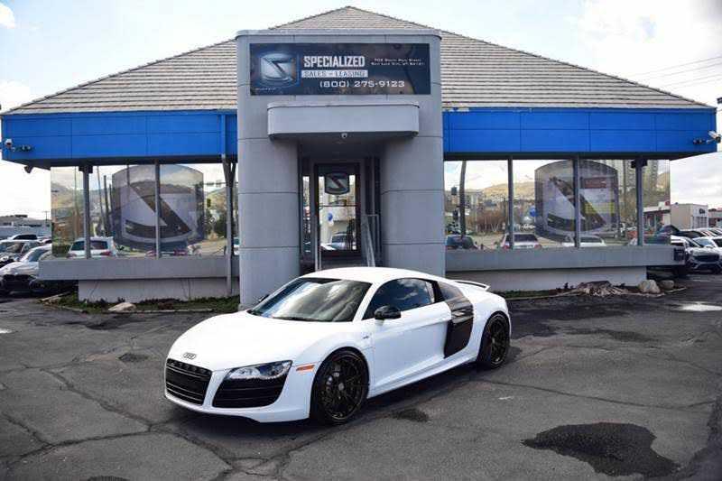 Audi R8 2012 $115786.00 incacar.com