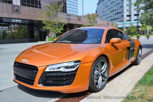 Audi R8 2014 $89998.00 incacar.com