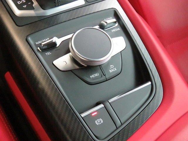 used Audi R8 2017 vin: WUAKBAFX1H7901476