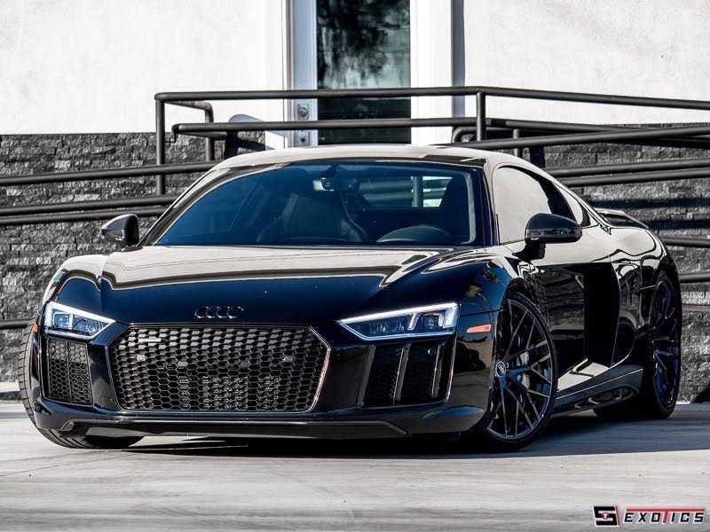 Audi R8 2017 $139950.00 incacar.com