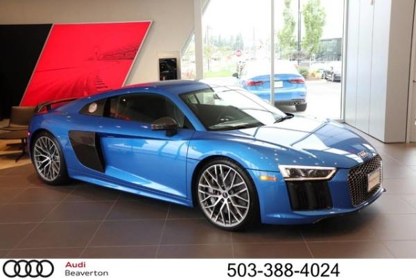 Audi R8 2017 $170990.00 incacar.com