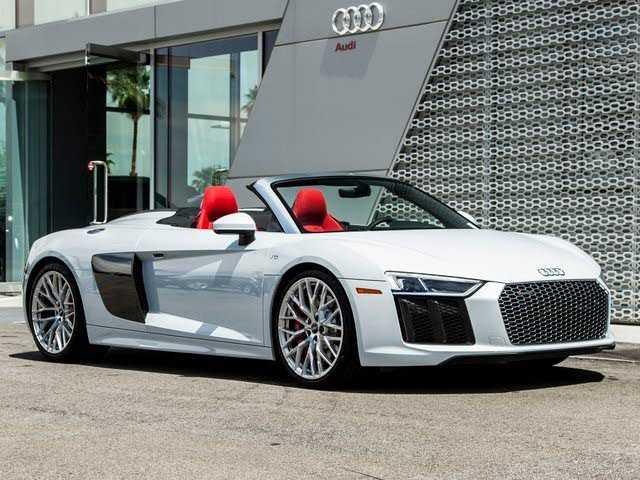 Audi R8 2018 $166990.00 incacar.com