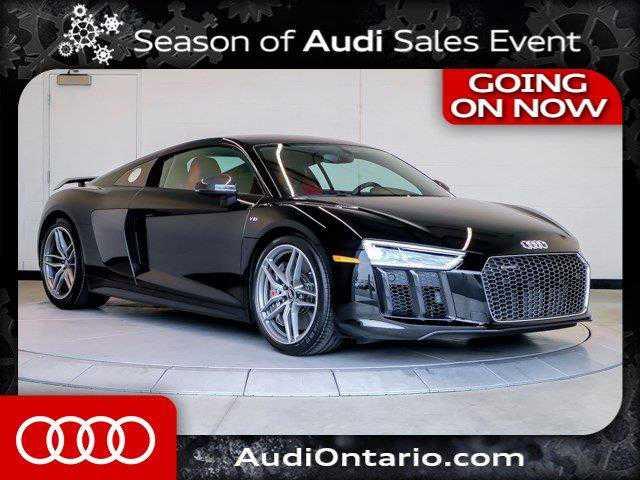 Audi R8 2018 $217745.00 incacar.com