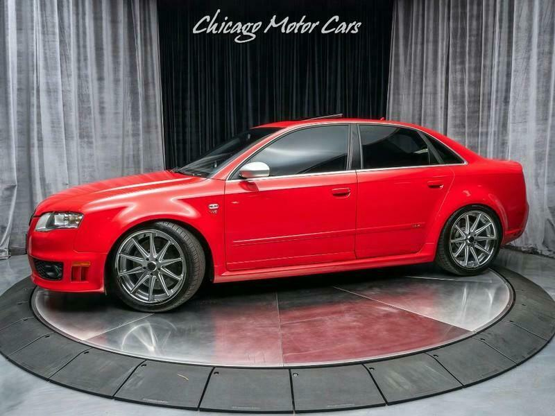 Audi RS4 2007 $27800.00 incacar.com