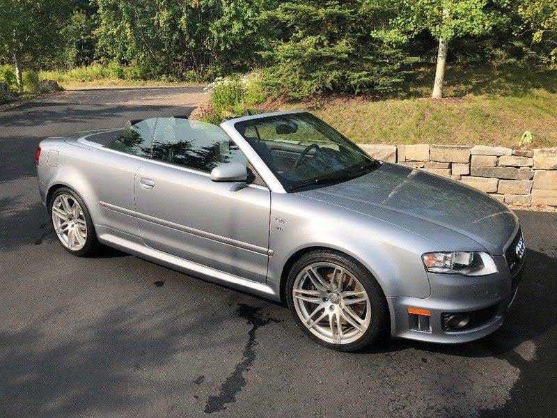 Audi RS4 2008 $39995.00 incacar.com