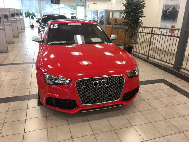 Audi RS5 2013 $59977.00 incacar.com