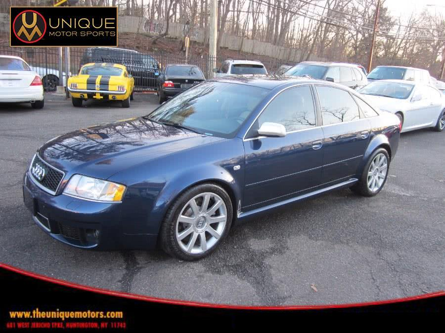 Audi RS6 2003 $21995.00 incacar.com