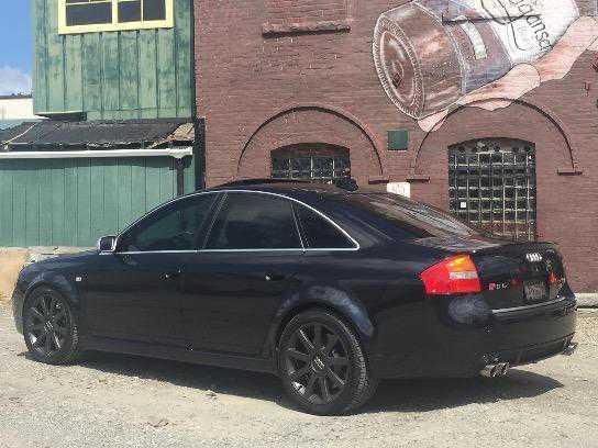 Audi RS6 2003 $16991.00 incacar.com