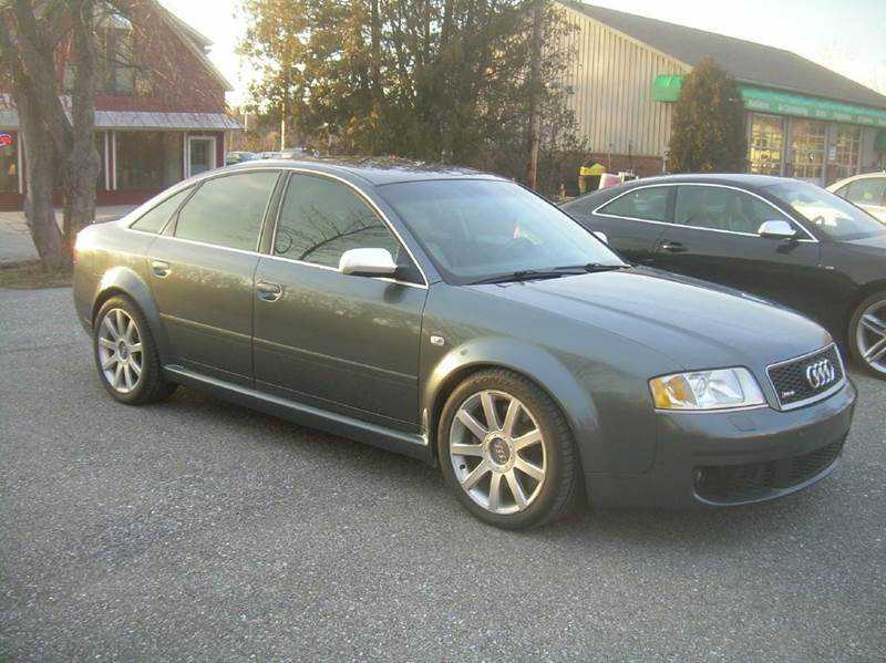 Audi RS6 2003 $16900.00 incacar.com