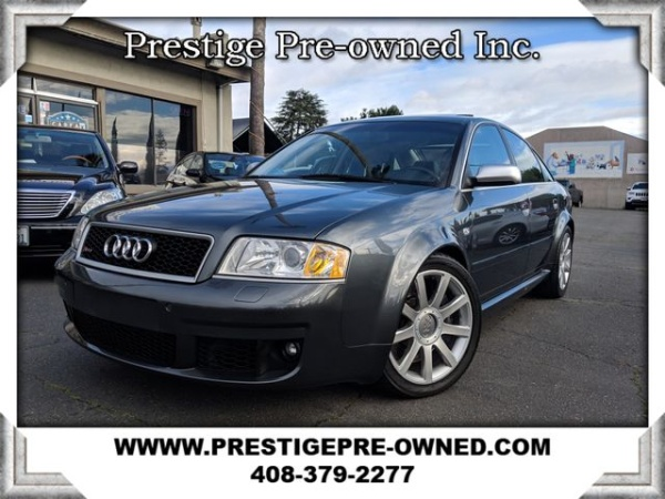 Audi RS6 2003 $27488.00 incacar.com
