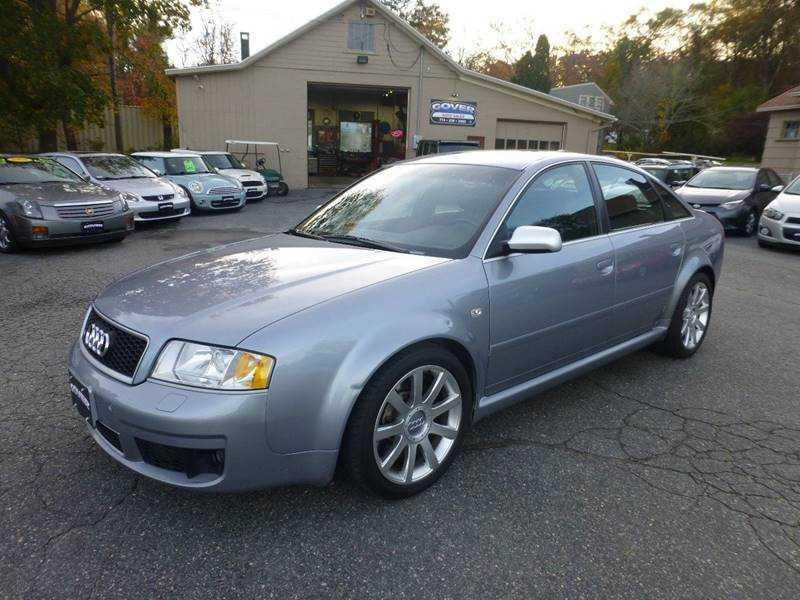 Audi RS6 2003 $16995.00 incacar.com