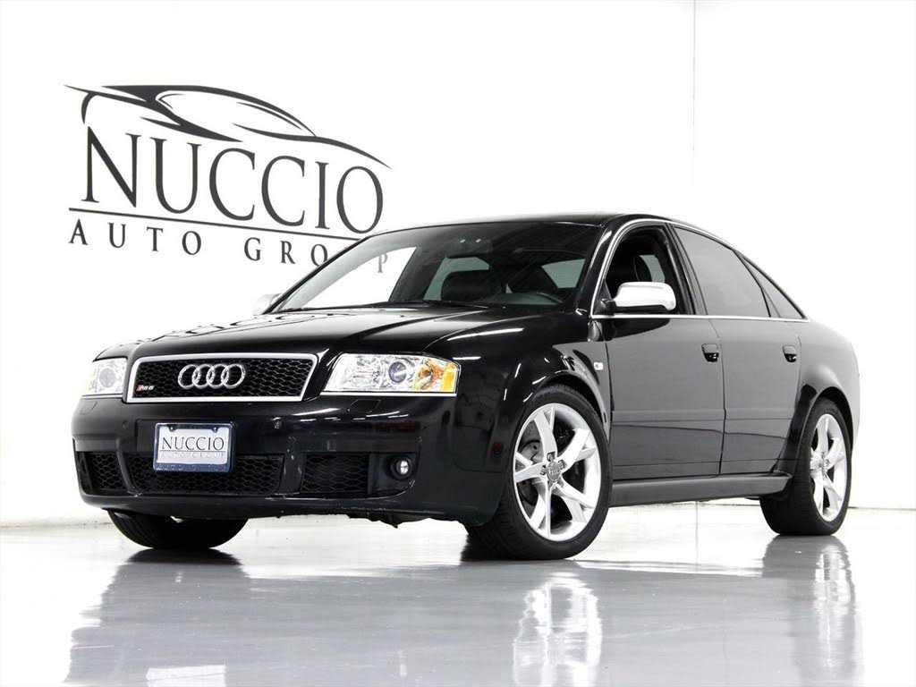 Audi RS6 2003 $27900.00 incacar.com
