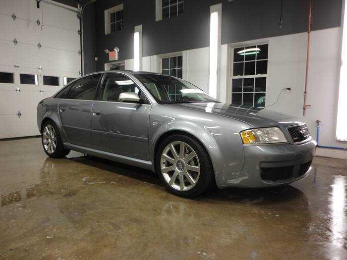 Audi RS6 2003 $26488.00 incacar.com