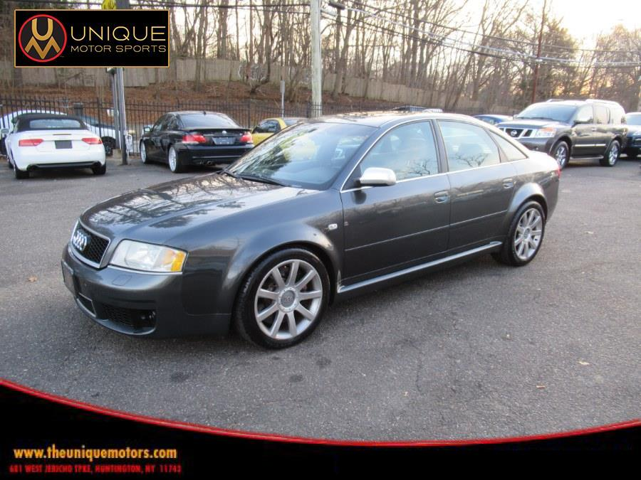 Audi RS6 2003 $12995.00 incacar.com