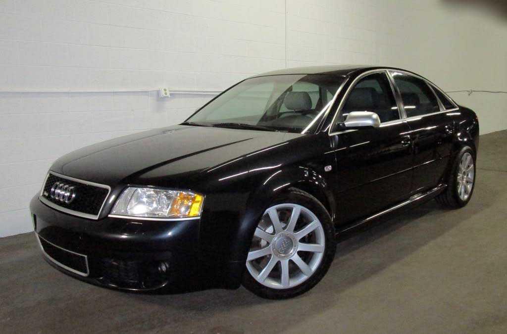 Audi RS6 2003 $23750.00 incacar.com