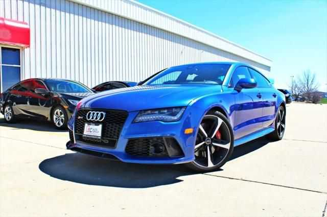used Audi RS7 2015 vin: WUAW2AFC4FN900880