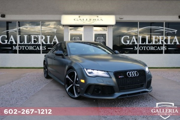 Audi RS7 2015 $77500.00 incacar.com