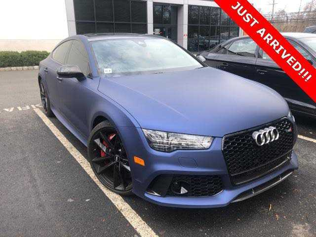 Audi RS7 2017 $94899.00 incacar.com