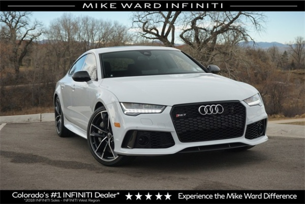 Audi RS7 2018 $119984.00 incacar.com