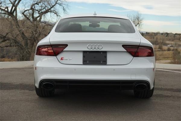 Audi RS7 2018 $119984.00 incacar.com