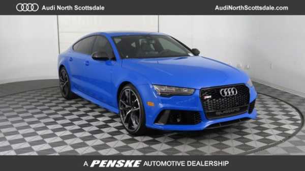Audi RS7 2018 $116792.00 incacar.com