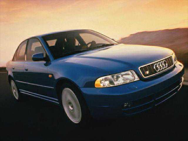 Audi S4 2000 $7975.00 incacar.com