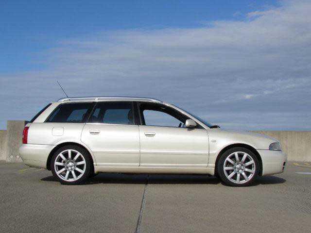 Audi S4 2001 $11975.00 incacar.com