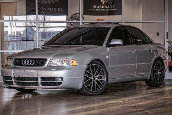 Audi S4 2001 $9000.00 incacar.com