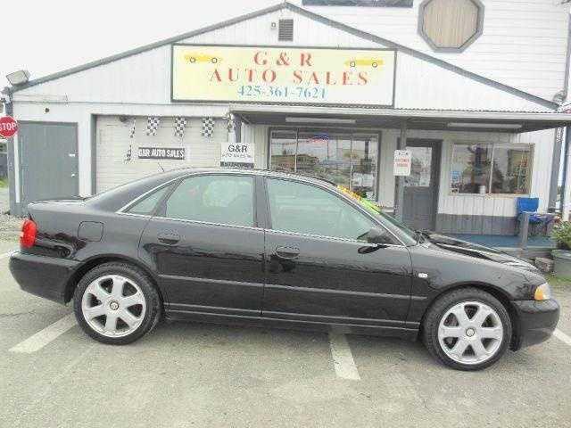 used Audi S4 2001 vin: WAURD68D61A043157