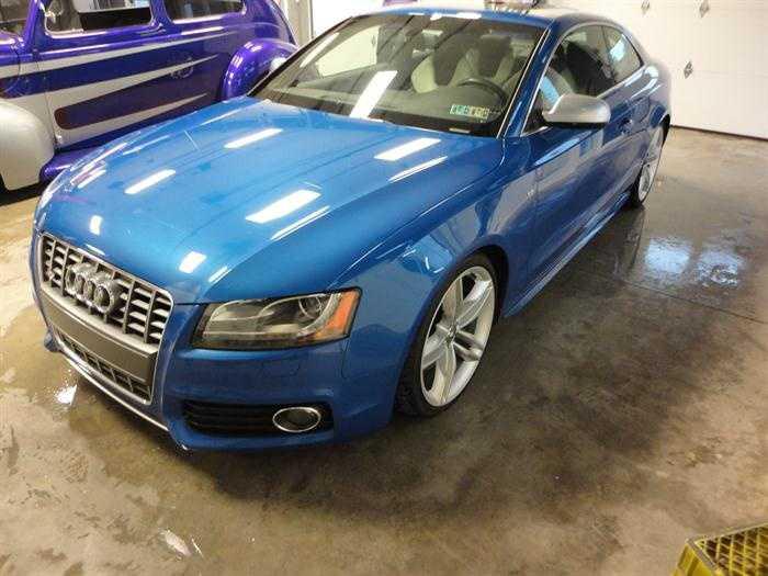 Audi S5 2011 $51988.00 incacar.com