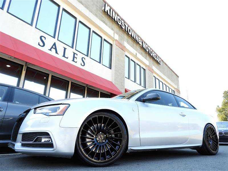 Audi S5 2013 $25995.00 incacar.com