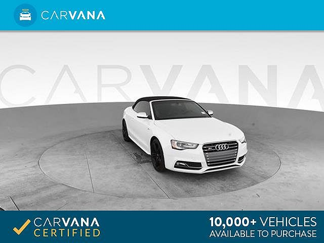 used Audi S5 2013 vin: WAUCGAFH9DN017705