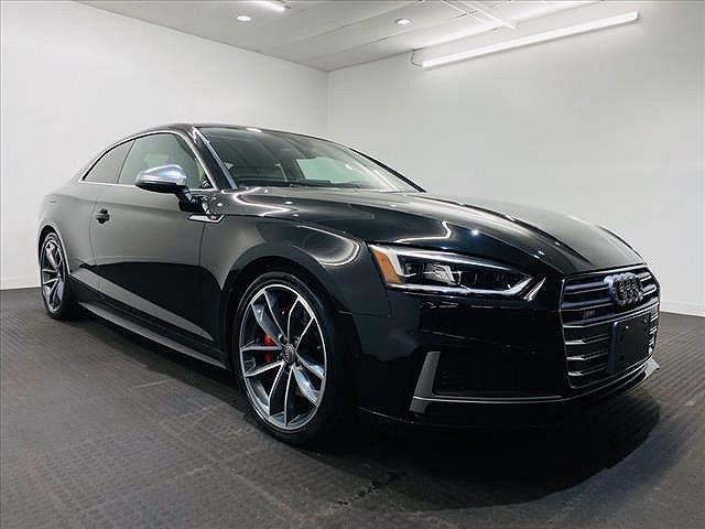 used Audi S5 2018 vin: WAUP4AF50JA029633