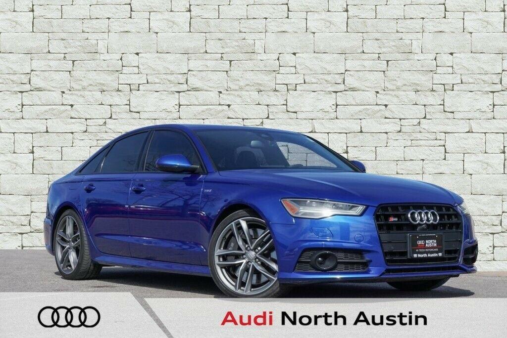 Audi S6 2017 $59975.00 incacar.com